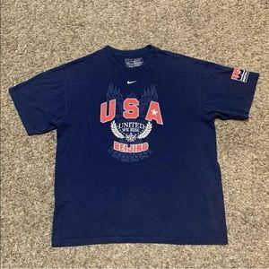 Nike Team Beijing Olympics T-Shirt United States